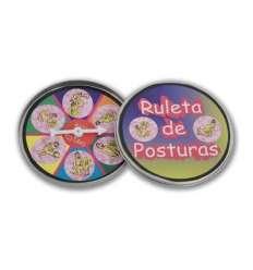 RULETA DE POSTURAS sexshop online