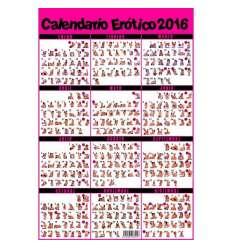 CALENDARIO EROTICO 2016