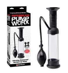 PUMP WORX BOMBA DE SUCCION CON VIBRACION sexshop online