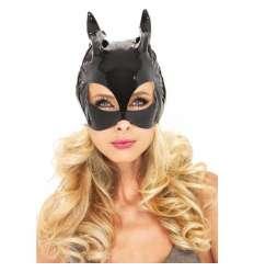 LEG AVENUE MASCARA VINILO CAT WOMAN sexshop online
