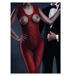 LE DESIR MALLA ZARAH ROJO sexshop online