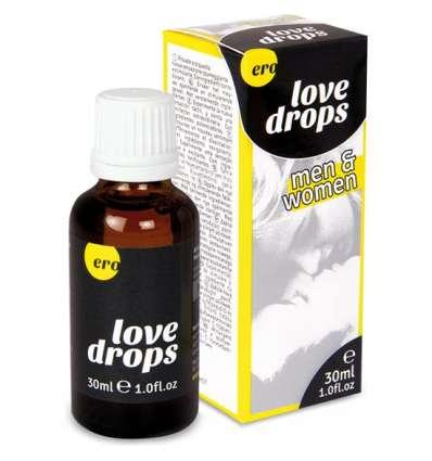 ERO LOVE DROPS FOR MEN AND WOMEN 30 ML