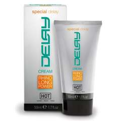 HOT CREMA RETARDANTE 50 ML sexshop online