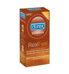 DUREX SENSITIVO REAL FEEL 10 UDS sexshop online