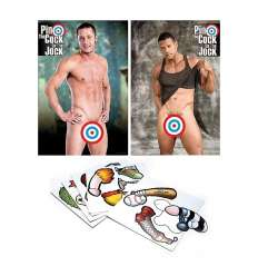JUEGO PIN THE COCK ON THE JOCK sexshop online