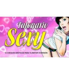 TALONARIO XXX sexshop online