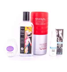 KIT FOR HIM TENGA sexshop online