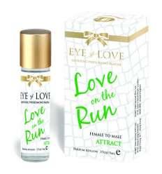 EYE OF LOVE PERFUME DE FEROMONA ROMANTIC PARA MUJER