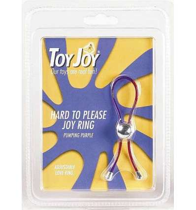 HARD TO PLEASE JOY RING