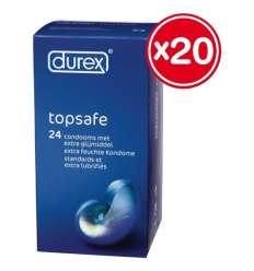 DUREX EXTRA SAFE 3 X 20 PCS sexshop online