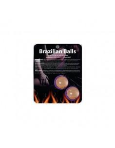 SECRET PLAY SET 2 BRAZILIAN BALLS EFECTO CALOR