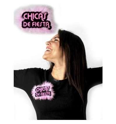 BROCHE CHICAS DE FIESTA