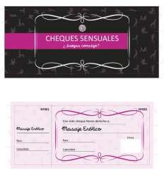 CHEQUES SENSUALES sexshop online