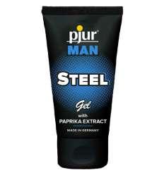 PJUR MAN STEEL GEL 50ML TUBE sexshop online