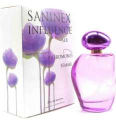 SANINEX PERFUME PHÉROMONES SANINEX INFLUENCE SEX WOMAN sexshop online