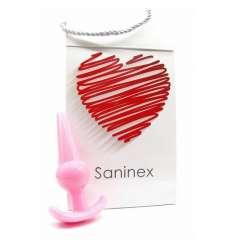 SANINEX PLUG INITIATION ORGASMIC ANAL SEX COLOR ROSA sexshop online