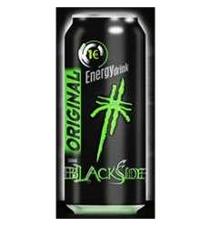 BLACK SIDE ENERGY DRINK 500ML sexshop online