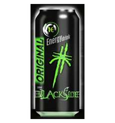 BLACK SIDE ENERGY DRINK 500ML sexshop online