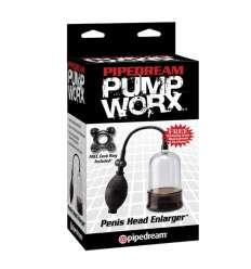 PUMP WORX BOMBA DE SUCCION GLANDE sexshop online