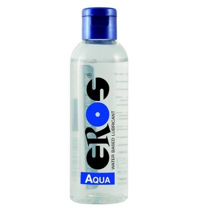 EROS AQUA WATER BASED LUBRICANT FLASCHE 100 ML