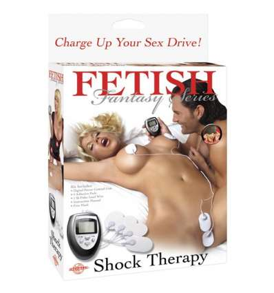FETISH FANTASY SHOCK TERAPY KIT