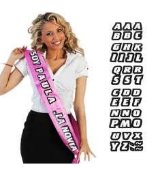 BANDA SOY LA NOVIA PERSONALIZABLE ROSA sexshop online