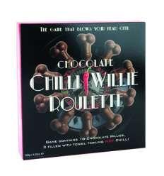 CHILLI RULETA DE CHOCOLATE PICANTE