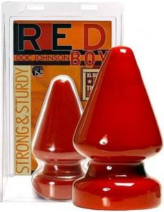 RED BOY PLUG GIGANTE ROJO