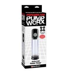 PUMP WORX BOMBA DE ERECCION AUTOMATICA sexshop online