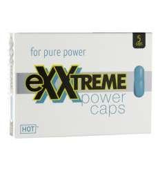 EXXTREME POWER CAPS FOR PURE POWER FOR MEN 5 CAPS sexshop online