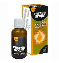 ERO ENERGY DROPS TAURIN AND GUARANA sexshop online