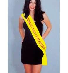 BANDA FLUOR SOMOS LAS CONEJITAS sexshop online