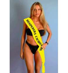 BANDA FLUOR DESPEDIDA CACHONDA sexshop online