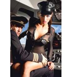 BACI DISFRAZ DE PILOTO DE AEROLINEAS BACI PLUS sexshop online