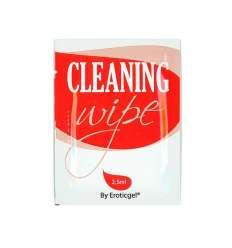EROTICGEL CLEANING WIPE TOALLITA LIMPIADORA