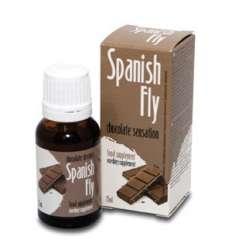 SPANISH FLY GOTAS DEL AMOR SENSACION DE CHOCOLATE sexshop online