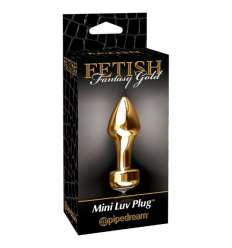 FETISH FANTASY GOLD MINI PLUG sexshop online