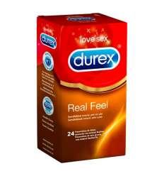 DUREX REAL FEEL 24 UDS sexshop online