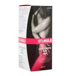 STIMUL8 GOTAS DEL AMOR PARA ELLA sexshop online