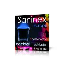 SANINEX COCKTAIL ESTRIADO AROMATICO 1 UD sexshop online