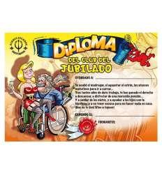 DIPLOMA JUBILADO