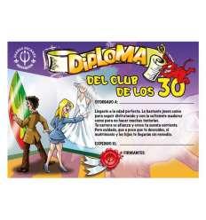 DIPLOMA 30 AÑOS sexshop online