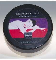 SHIATSU SUEÑOS DE UNA GEISHA CREMA ESTIMULANTE sexshop online