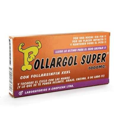 POLLARGOL SUPER CAJA DE CARAMELOS
