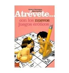 ATREVETE... CON LOS NUEVOS JUEGOS EROTICOS sexshop online