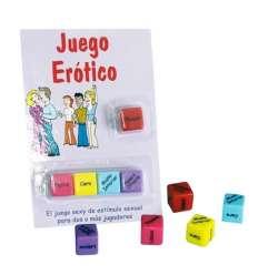 JUEGO DE DADOS EROTICO sexshop online
