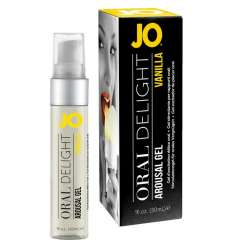 JO GEL EXCITADOR DE PLACER ORAL VAINILLA 30 ML sexshop online