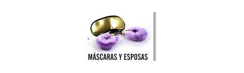 MASCARAS Y ESPOSAS