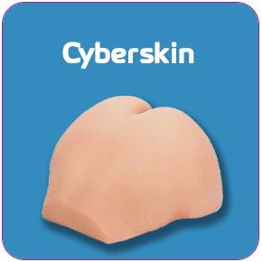 productos eróticos con textura cyberskin