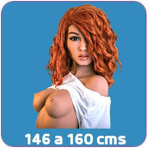 sexdolls de 146 a 160 cms